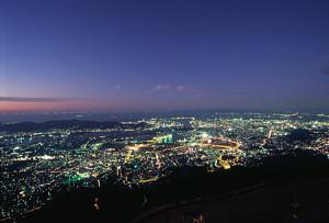 皿倉山/福岡県