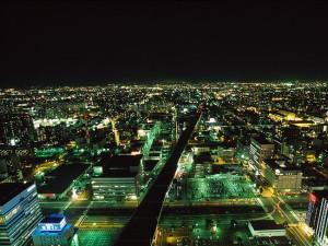JRタワー展望室 T38/北海道