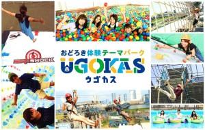 UGOKAS(ウゴカス)1
